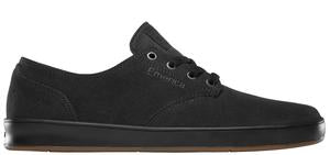 EMERICA SHOE THE ROMERO LACED DARK GREY/BLACK/GUM