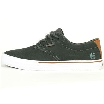 ETNIES SHOES JAMESON VULC GREEN