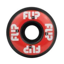 FLIP WHEELS ODYSSEY RED 54MM
