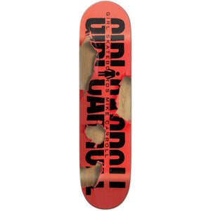 GIRL DECK CARROLL TEAR IT UP 8''