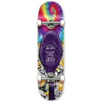 HOLIDAY SKATEBOARD COMPLETE GORILLA 8.25
