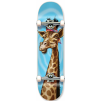 HOLIDAY SKATEBOARD COMPLETE GIRAFFE 8.0