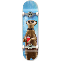 HOLIDAY SKATEBOARD COMPLETE MEERKAT 7.5