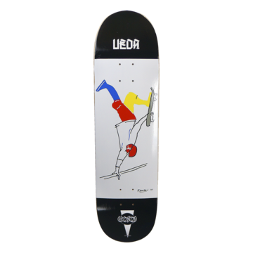 HOSOI DECK PRO TEAM: HANDPLANT SERIES - LINCOLN UEDA 8.25 X 32.5