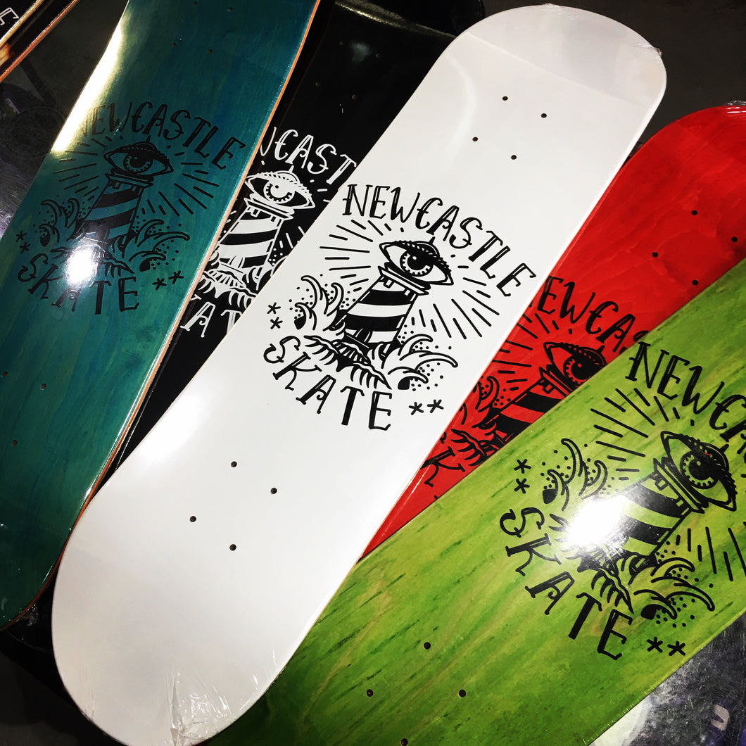 NEWCASTLE SKATE DECKS SHOP