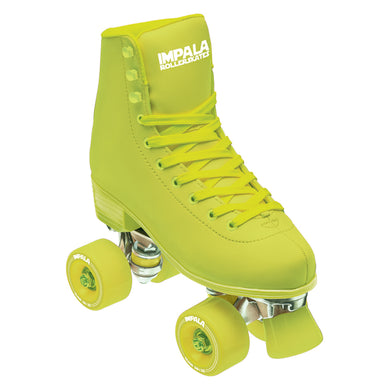 IMPALA SKATE QUAD VOLTAGE GREEN
