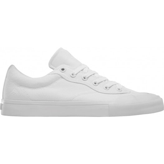 EMERICA SHOES INDICATOR LOW WHITE/WHITE/WHITE