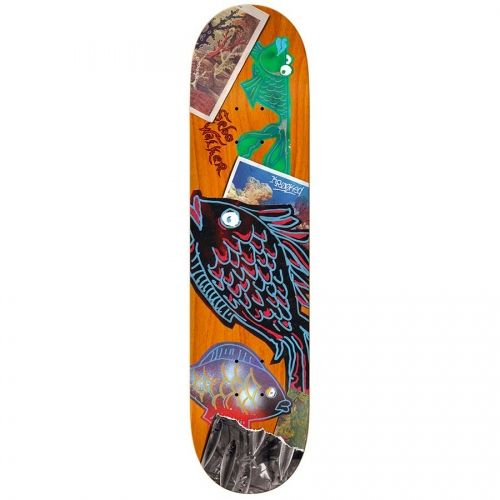 KROOKED DECK SEBO WALKER TORE UP 8.25