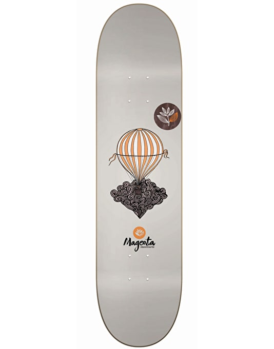 MAGENTA DECK TRAVEL BALLOON 8.6