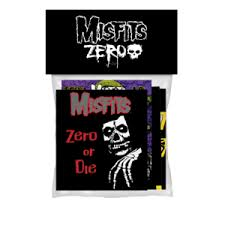 ZERO STICKER MISFITS PACK