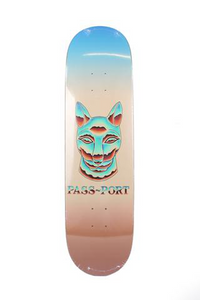 PASS-PORT DECK CHROME SERIES 8.5