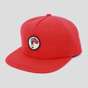 PASS-PORT SNAP BACK BIG SWILLS RED