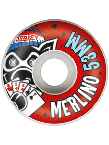 PIG WHEELS MERLINO VICE 53MM