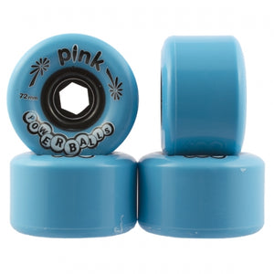 Power Balls Wheels 72mm
