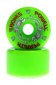 POWELL PERALTA WHEELS G BONES GREEN 64MM