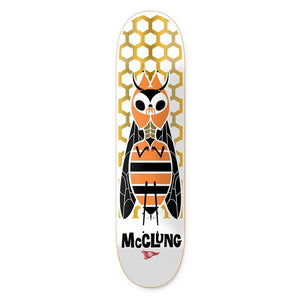 Primitive Skateboards Mcclung Deck 8.0""