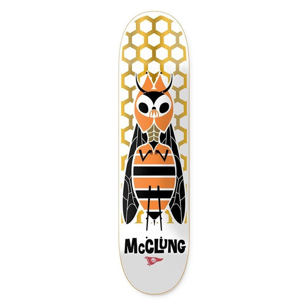 Primitive Skateboards Mcclung Deck 8.0