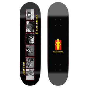 GIRL SKATEBOARDS BEASTIE BOYS SURE SHOT 8.25