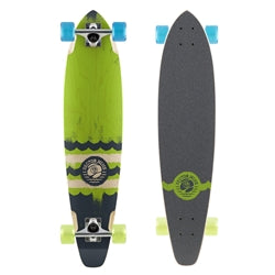 SECTOR 9 LONGBOARD COMPLETE HIGHLINE PINTAIL