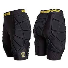 SECTOR 9 PRESSION SHORT BLACK L/XL