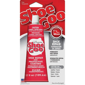 SHOE GOO 'CLEAR' TRANSPARENT SHOE REPAIR