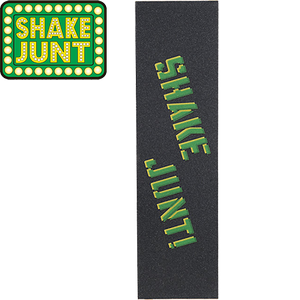SHAKE JUNT GRIP TAPE OG SHEET BLACK