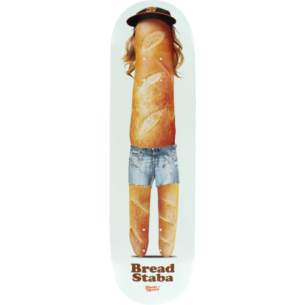 Skate Mental 'Bread Staba' deck