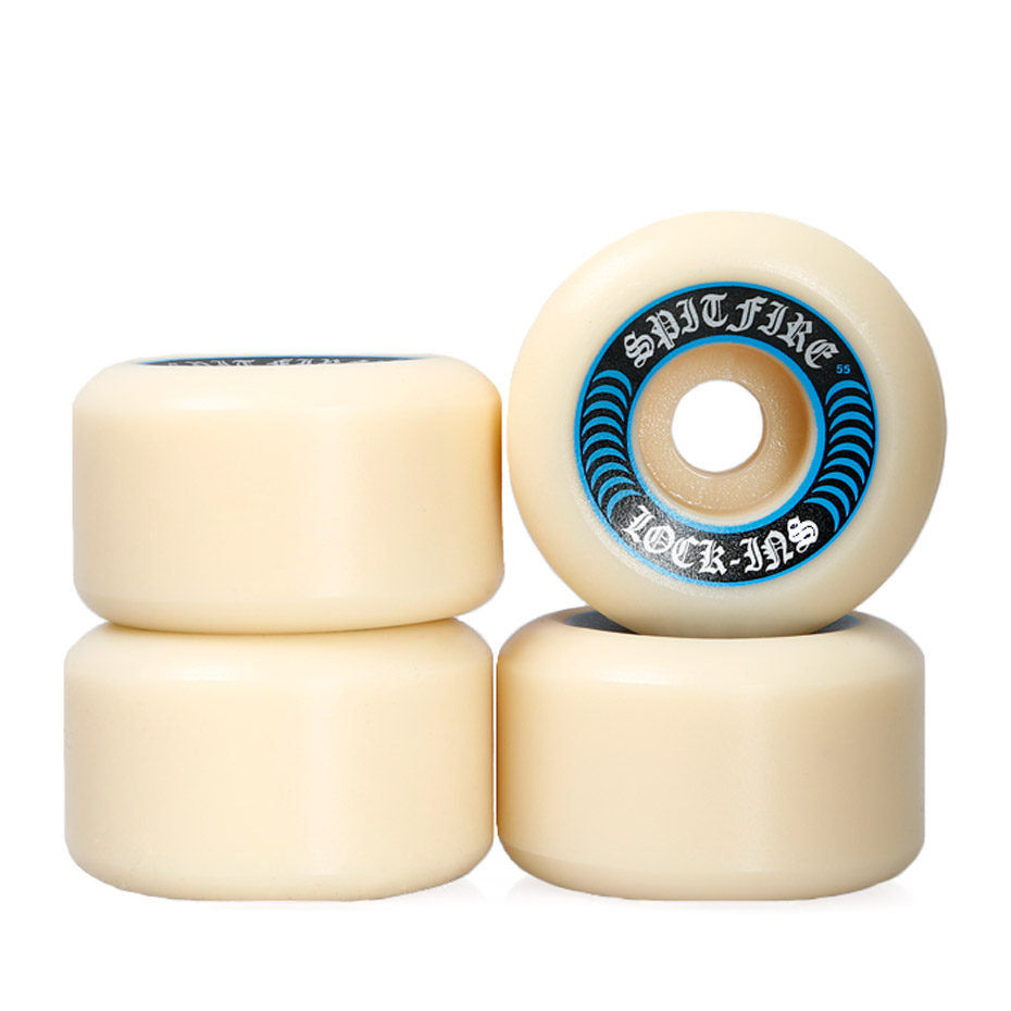 SPITFIRE WHEELS FORMULA FOUR LOCK-INS 55MM 99D
