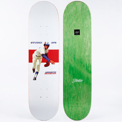 STUDIO SKATEBOARD BASEBALL MC GRAW 8