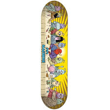 TOY MACHINE DECK THE LAST SUPPER 8.0