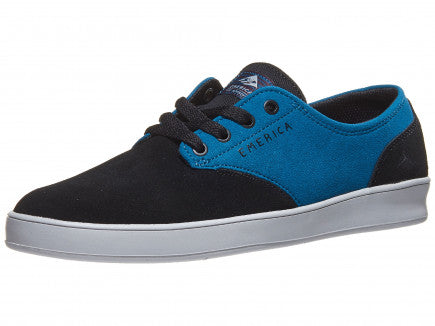 EMERICA SHOE THE ROMERO LACED X TOY MACHINE BLUE