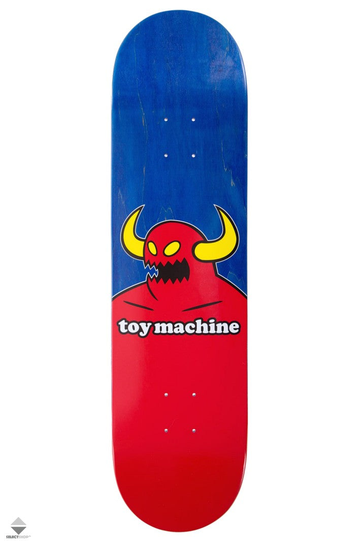 TOY MACHINE SKATE DECK MONSTER 7.75