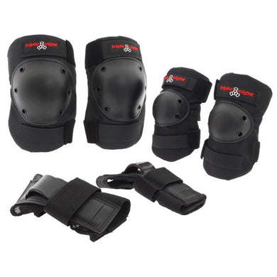 TRIPLE EIGHT PROTECTION PACK BLACK