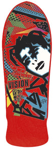 "Vision Original Mg Reissue Skateboard Deck, 10"" x 30"""
