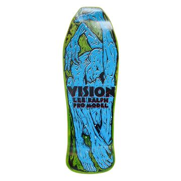 VISION DECK PRO LEE RALPH BLUE/GREEN - 10.25 X 30.5