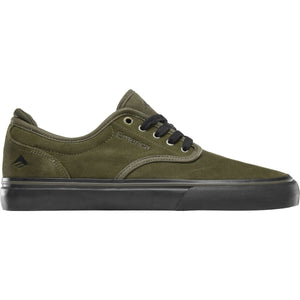 EMERICA SHOES WINO G6 OLIVE/BLACK