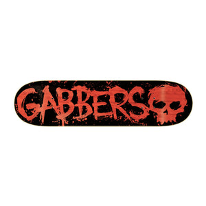 ZERO DECK BLOOD GABRIEL SUMMERS RED 8.25