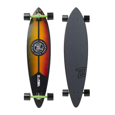 ZFLEX TRI-PLY PIN TAIL LONG BOARD