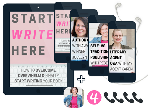 Start Write Here (Premium Bundle)