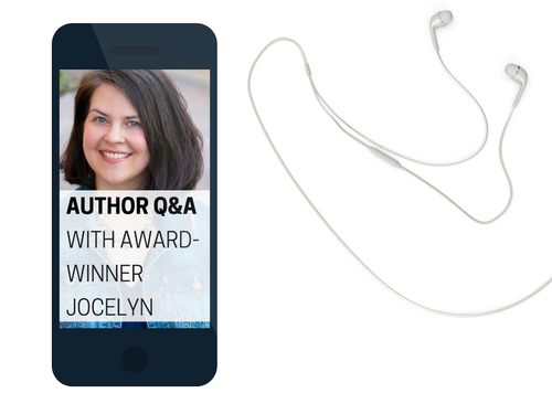 Author Q&A with Award-Winner Jocelyn
