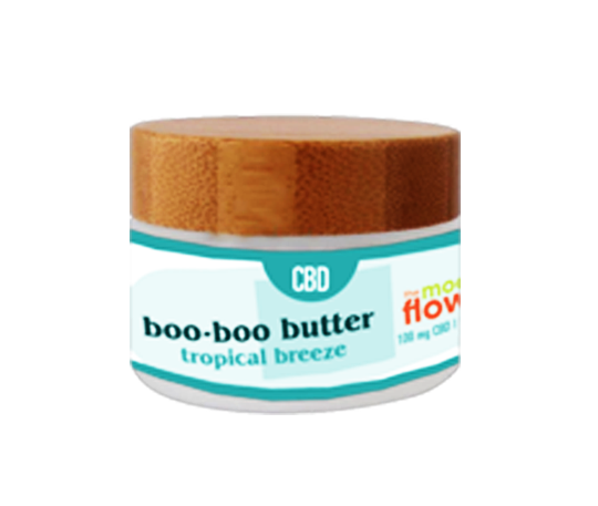 100 mg CBD Boo-Boo Butter - Festival Flow Kit