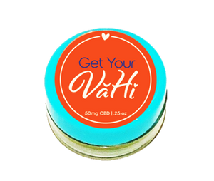 """Get Your VaHi"" Organic Hemp Sensual Balm FREE Sample* - Festival Flow Kit"