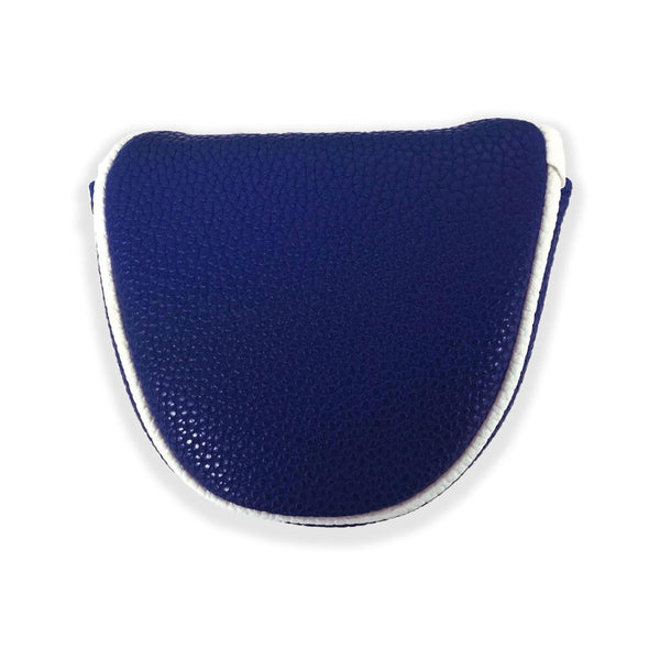 Mallet Putter Cover Navy Blue