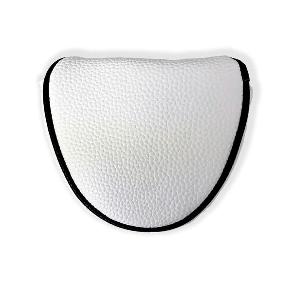 Mallet Putter Cover White
