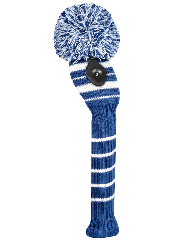 Engineered Stripe Navy Hybrid Headcover - OUT OF STOCK
