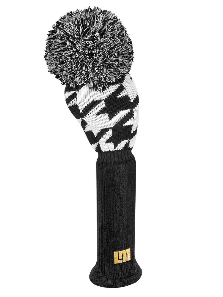 Loudmouth Oakmont Houndstooth Driver Headcover