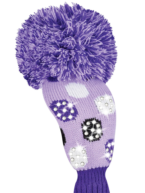 Sparkle Medium Multi Dot Purple Fairway