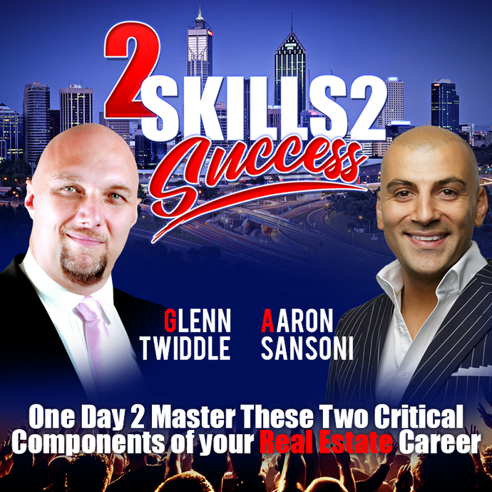 2 Skills to Success Free Tickets