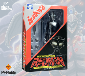 Redman Dark Action Figure