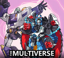 "Load image into Gallery viewer, Transformers Timelines ""Multiverse"" Bundle"